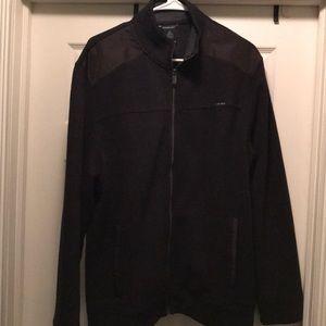 Men's Calvin Klein zip up jacket-NWOT